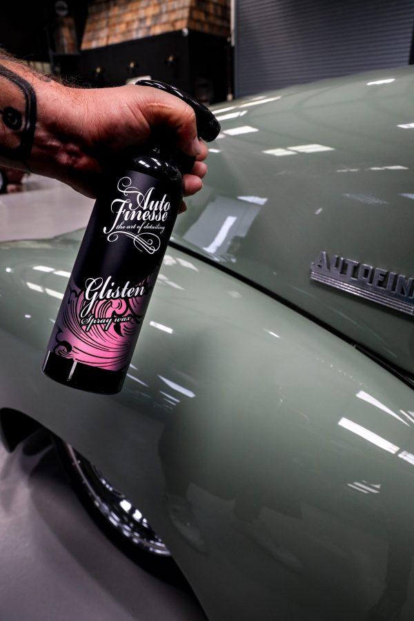 Auto Finesse Glisten Spray Wax