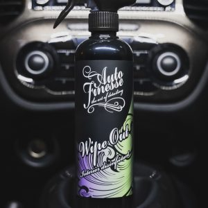 Auto Finesse Wipe Out Interior Disinfectant