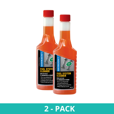 2-pack fuel system cleaner
